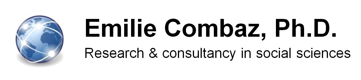 Consultante et chercheuse en sciences sociales